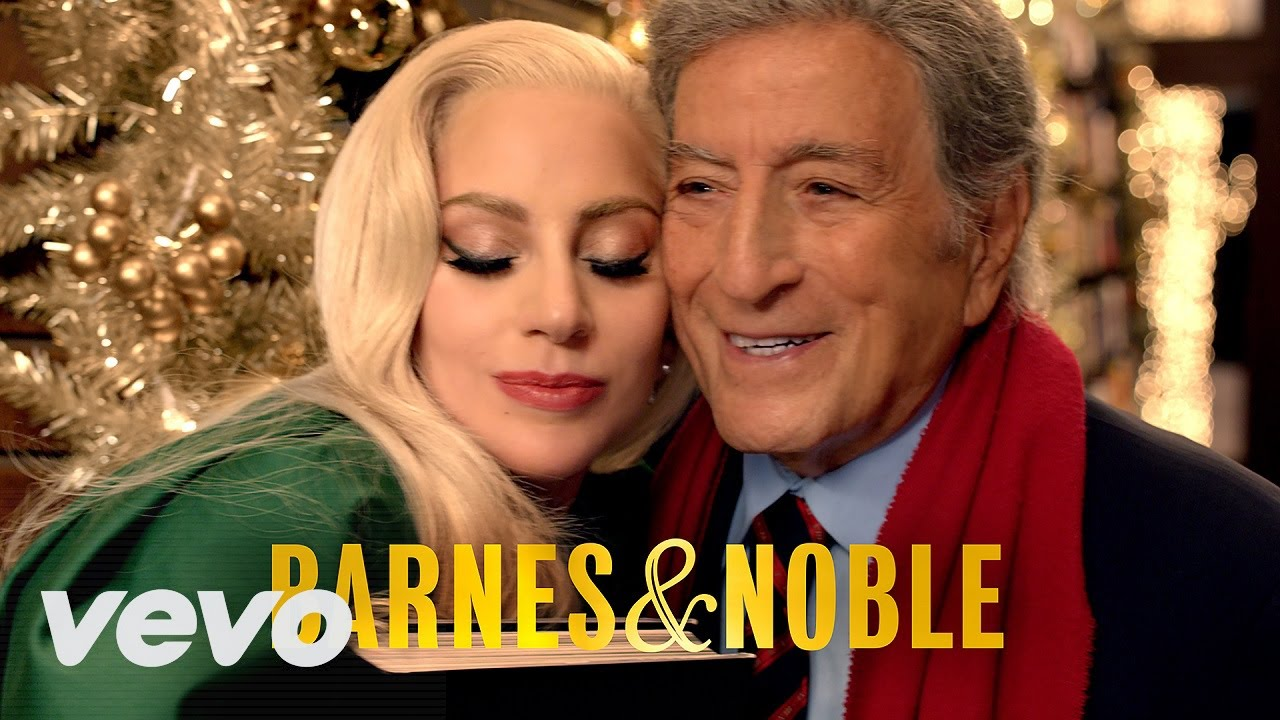 Lady Gaga & Tony Bennett (Barnes & Noble)